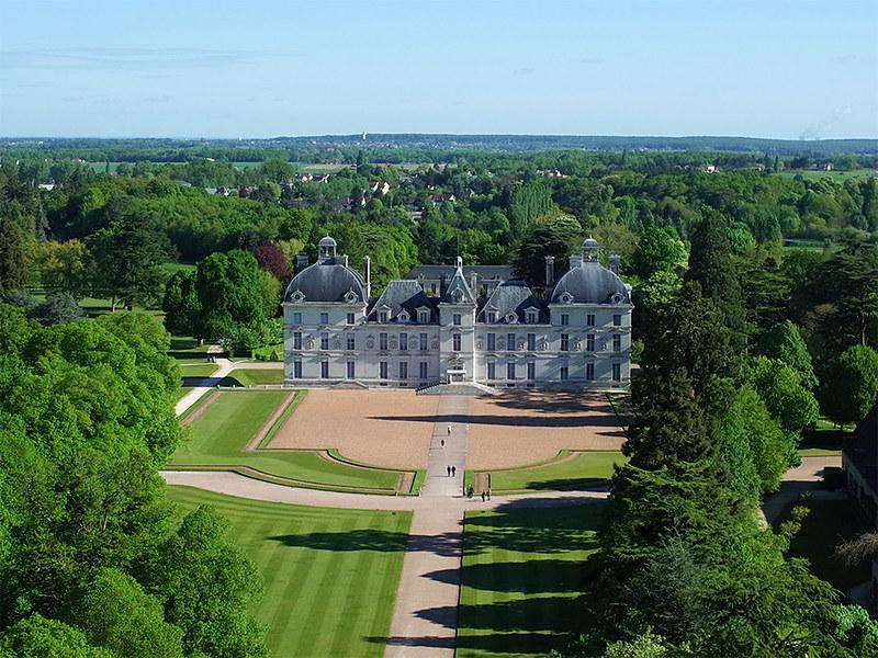 Le Château de Cheverny (Loir et Cher- FR)