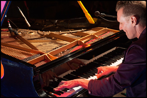 Brian Coogan at Piano Night 2015. Photo by Ryan Hodgson-Rigsbee (rhrphoto.com)
