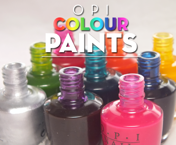 opi colour paints