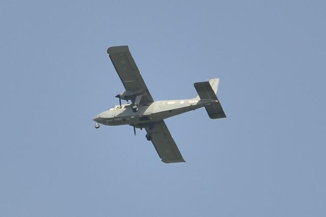 ZG848 Islander AL.1