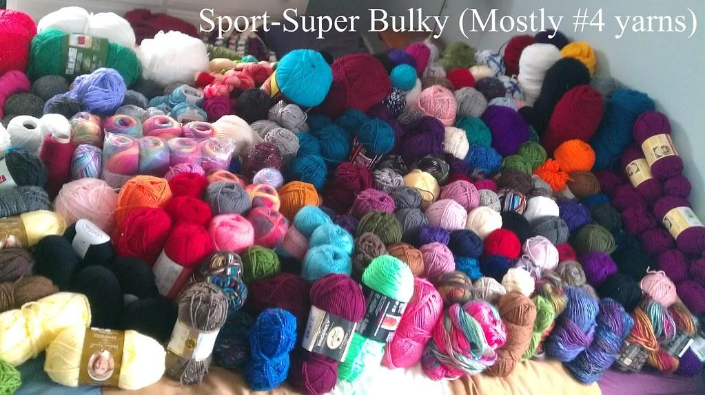 Sport-super bulky