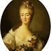 Portrait de la comtesse Du Barry en Flore