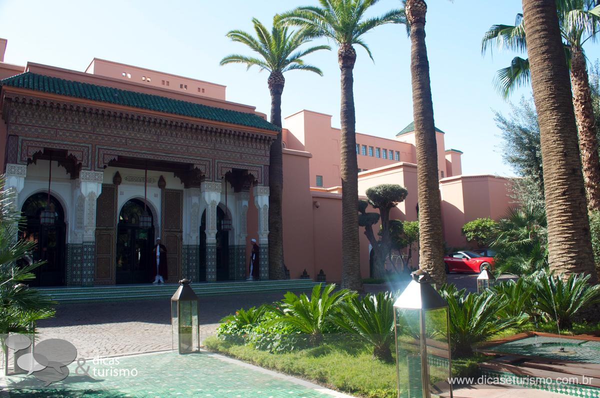 La Mamounia Hotel 3