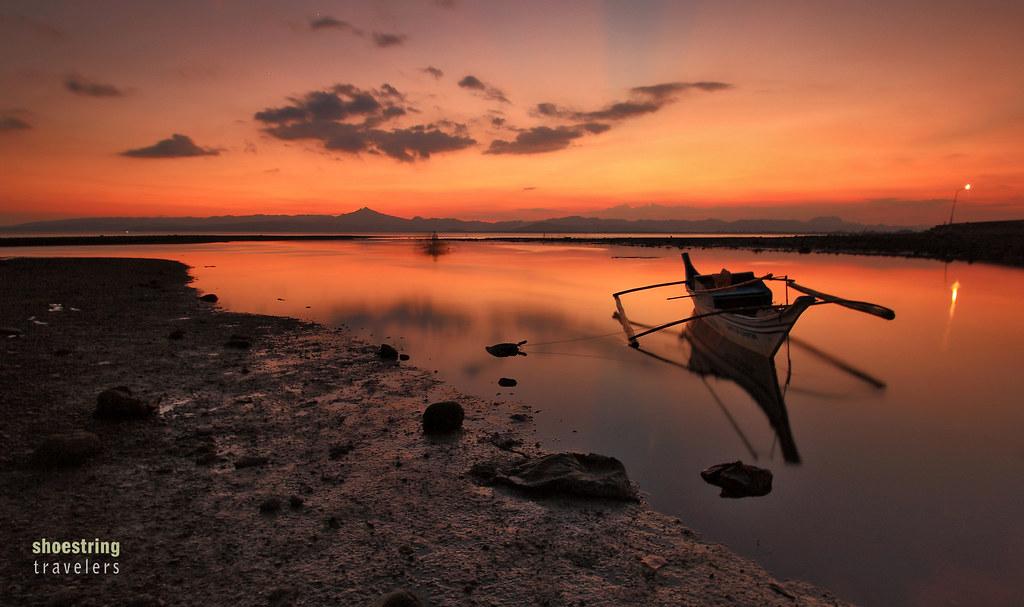 sunset at Ormoc