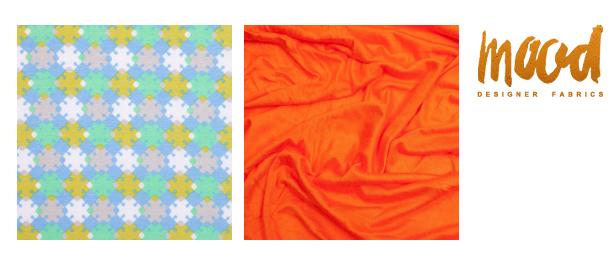 137B pants fabric