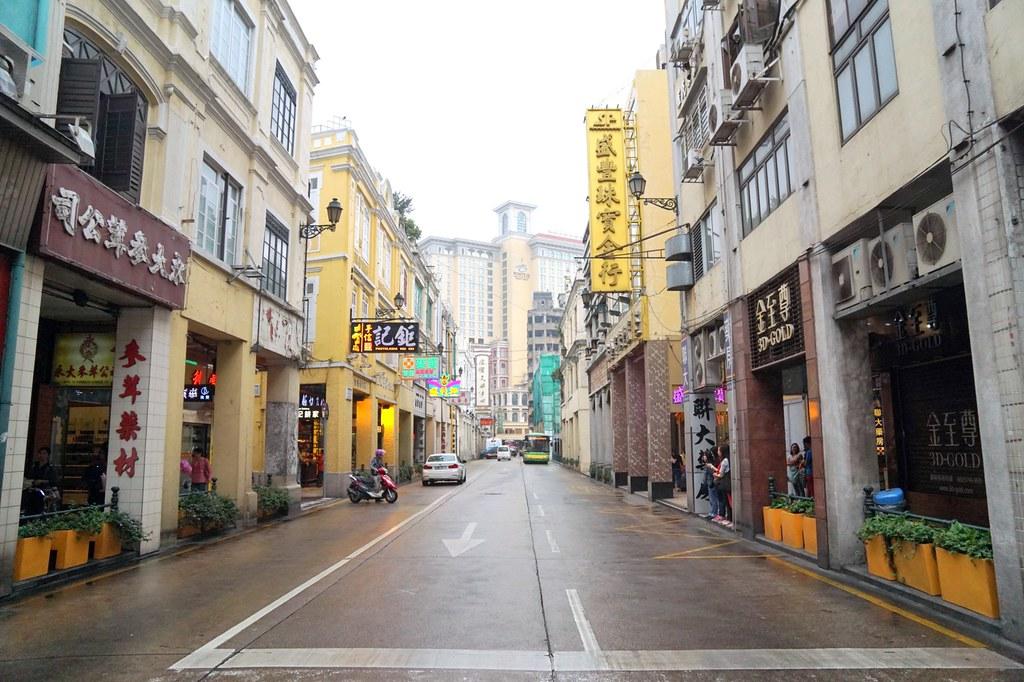 macau streets - sightseeing