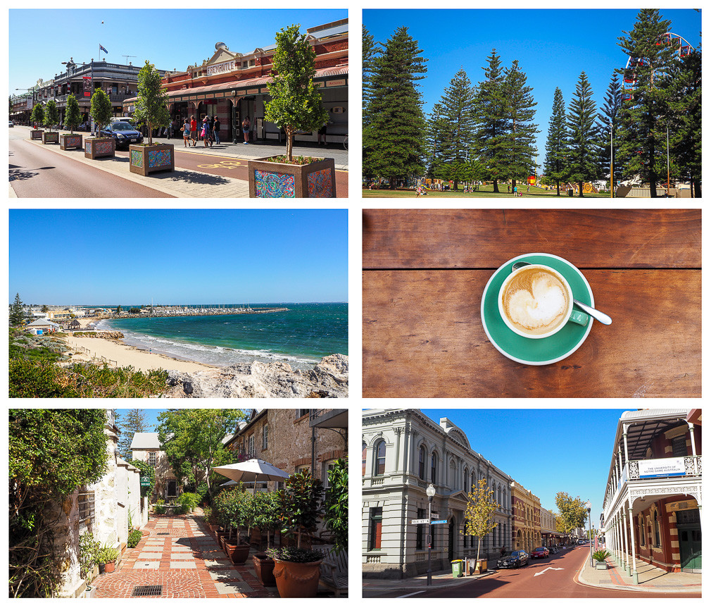 A day in Fremantle
