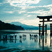 One of the three most famous views in Japan. #itsukushima by Yinghao Ho