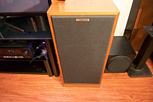 NSD: Klipsch Forte | Audiokarma Home Audio Stereo Discussion Forums