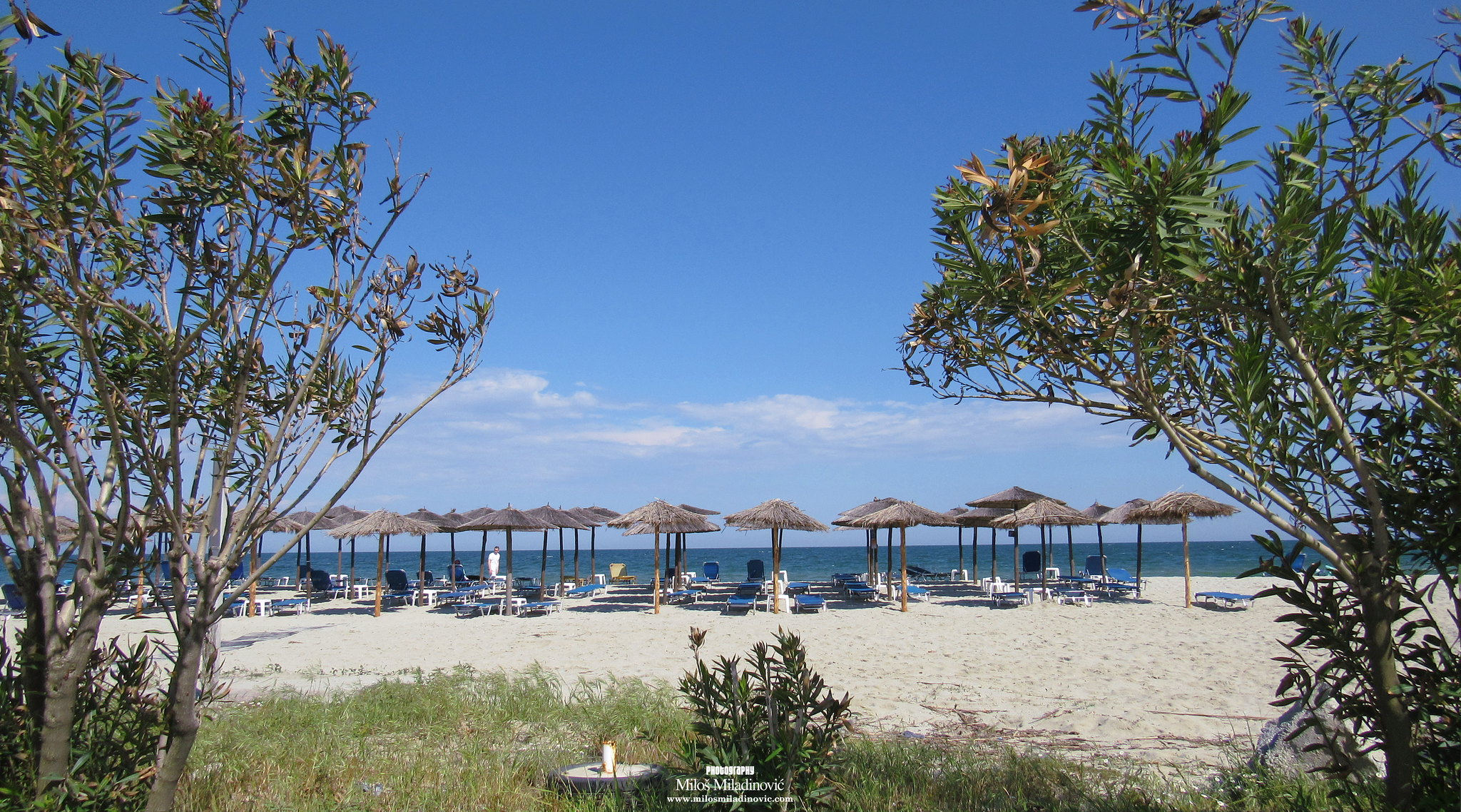Paralija - Plaža