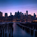 Manhattan Panorama by ch.gunkel