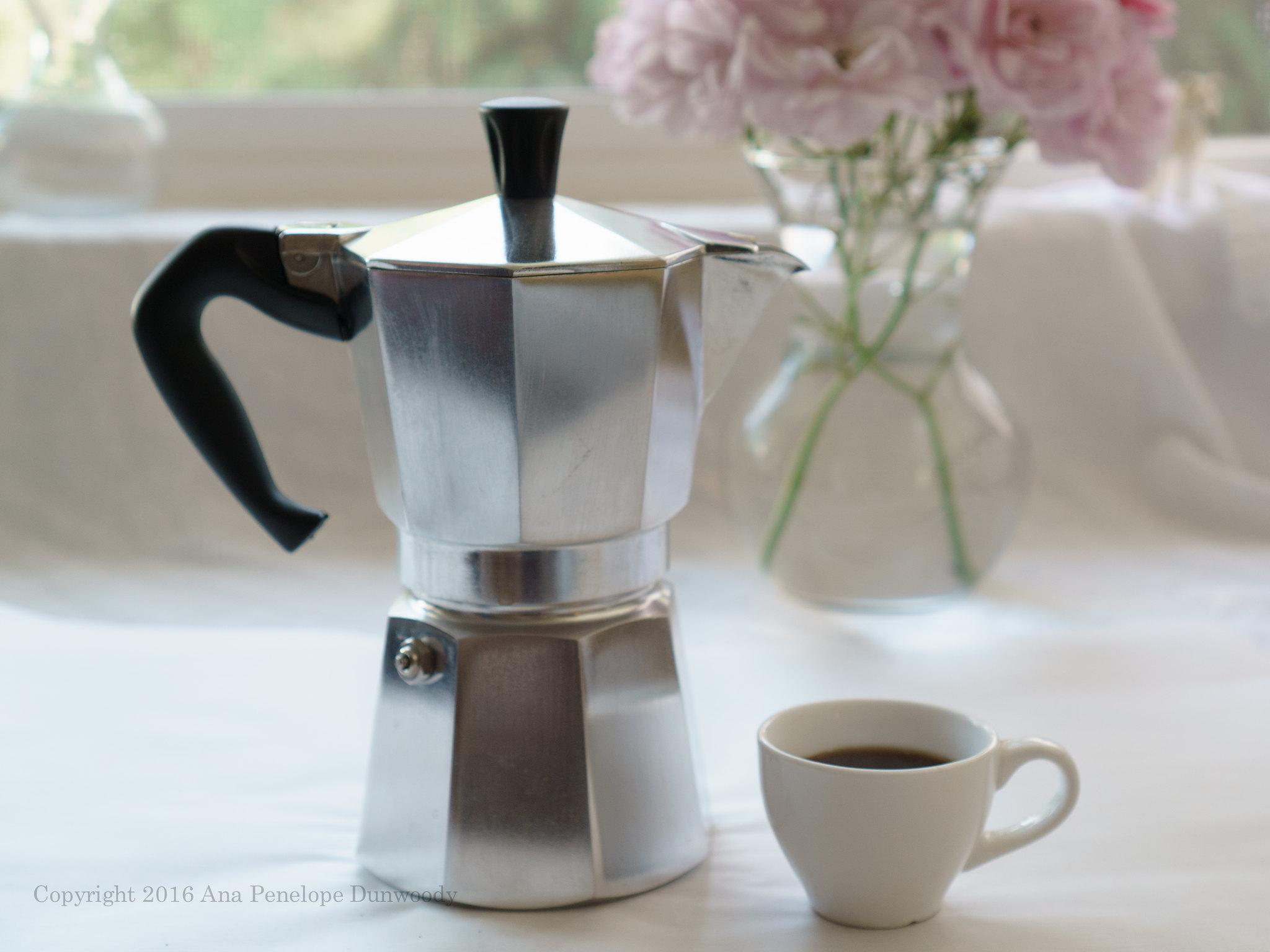53/365 Moka Coffee