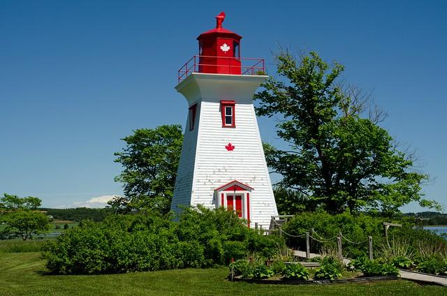 Leards Range Front Lighthouse, PE