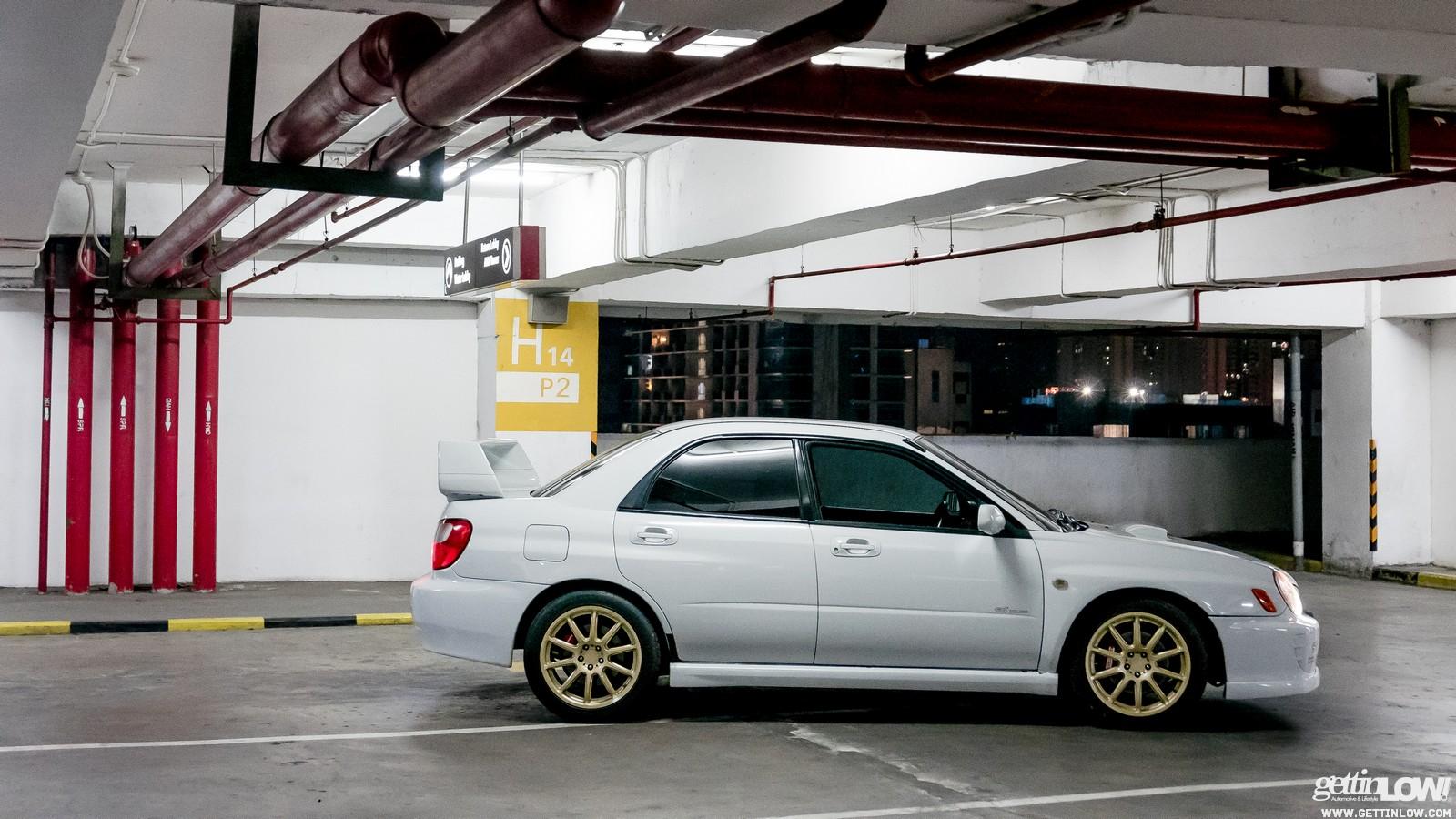 Dhimas Subaru WRX STI TypeC