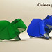 GUINEA PIGS by Origami Roman