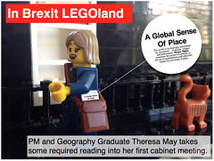 Required reading for the new cabinet in Brexit LEGOland