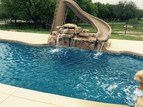rock austin dallas waco aquamarine houston rico pools waterfalls ft worth fiberglass custom viking aquagroup fiberglasspools aquamarinepoolstexas aquamarinepoolshouston fiberglasspoolsaustin