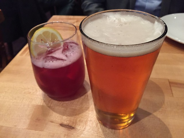 Sangria and beer - Lolo