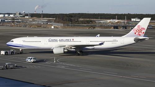 A333 - Airbus A330-302