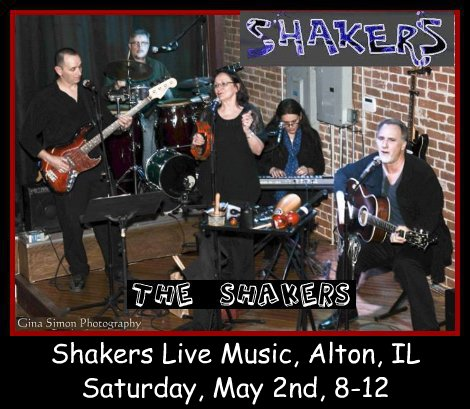 The Shakers 5-2-15