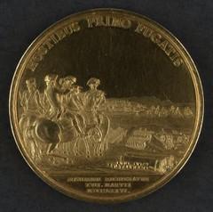 Washington Before Boston gold medal reverse