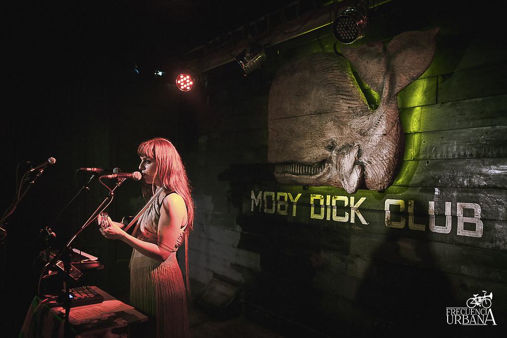Concierto de Le Parody en la sala Moby Dick. Madrid (30/4/2015)