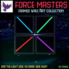 [ free bird ] Force Masters Framed Wall Art Decor