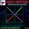 [ free bird ] Force Masters Framed Wall Art Decor