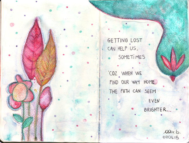 spring-art-journal-full-page-