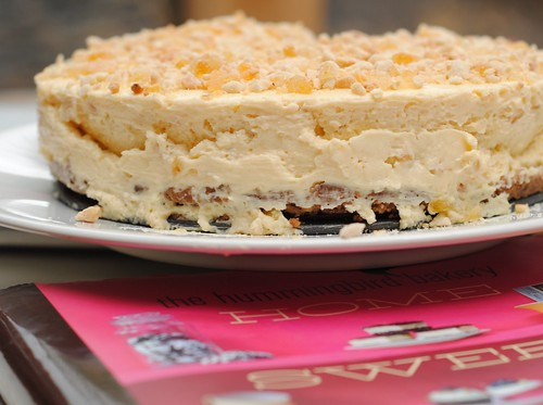 Hummingbird bakery Cheesecake