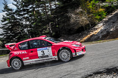 Rallye de Grasse 2015 - D. De Meyer - Photo of Séranon