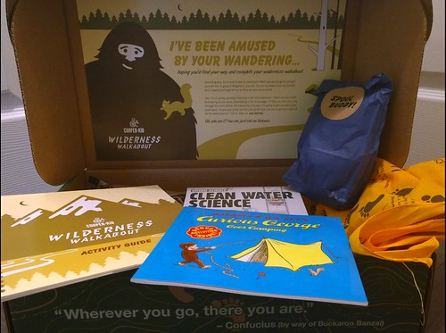 Cooper & Kid Wilderness Walkabout Kit