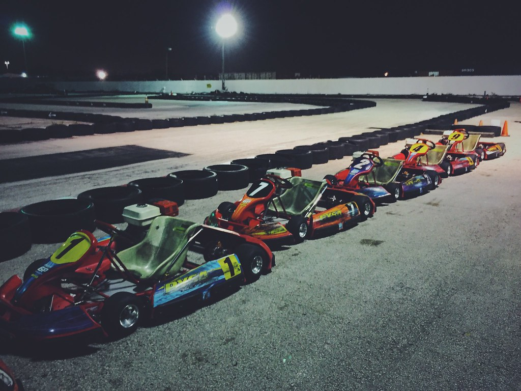 Go Karting in Miami