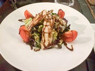 Pinotage - Ensalada de ventresca con tomate