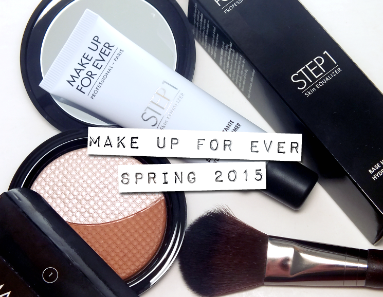 make up for ever spring 2015  (3)