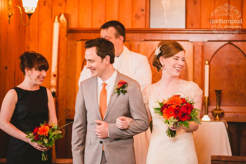 St Stephen's Anglican Church - Telkwa BC Wedding