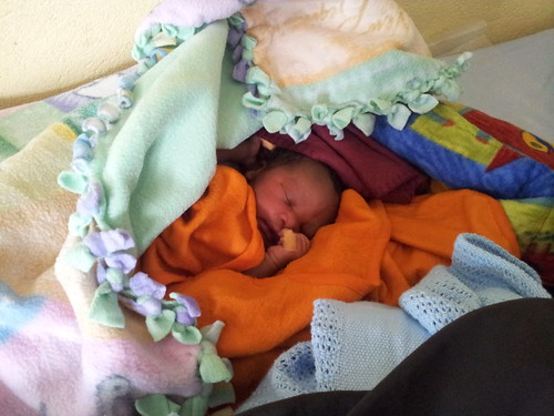 First baby at SB Veronika