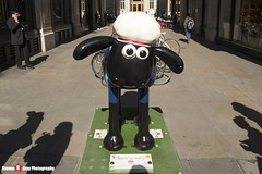 RAM OF THE MATCH No.04 - Shaun The Sheep - Shaun in the City - London - 150423 - Steven Gray - IMG_0107