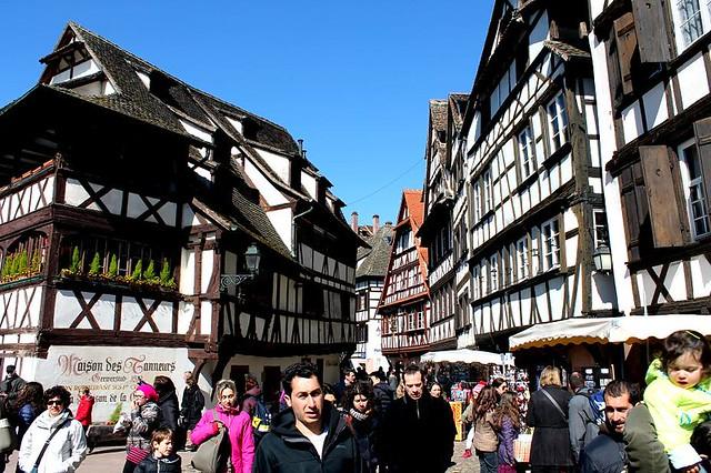Petit France de Estrasburgo
