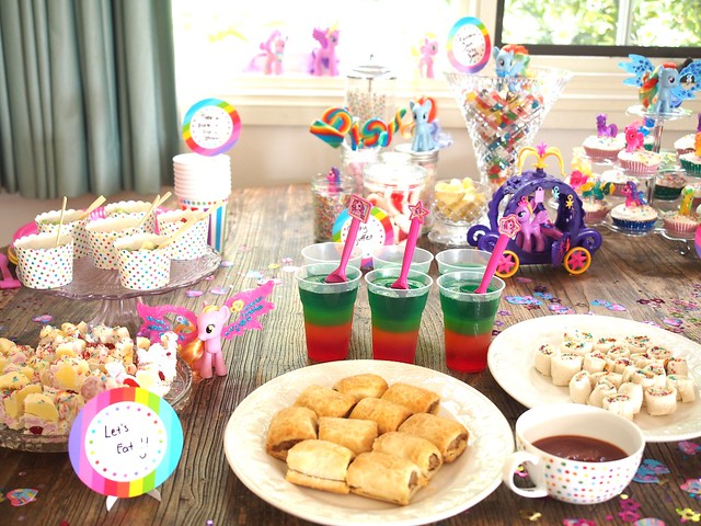 ultimate my little pony party