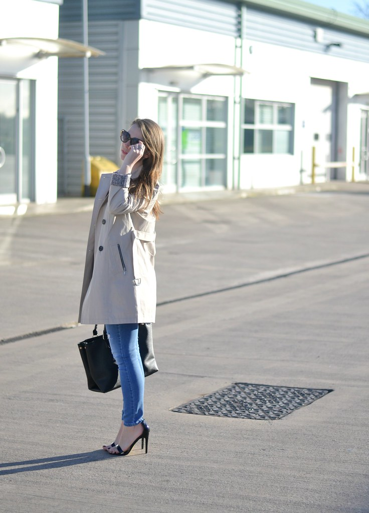 George Asda Trench Coat 2