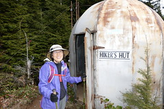 Hiker's Hut at West Tiger No. 1