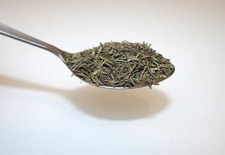 05 - Zutat Thymian / Ingredient thyme
