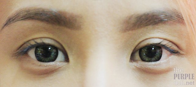 Asian Lashes with L'Oreal Miss Manga Mascara