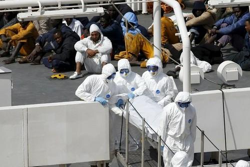 Cumbre europea extraordinaria el jueves por tragedia migrante
