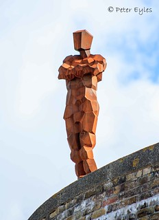 Antony Gormley Sculpture