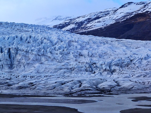 Flaajokull (Islandia)