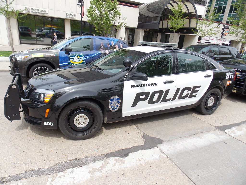 City Of Watertown Wi Police Department