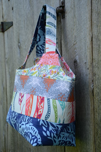 Big Tote made by Poppyprint