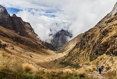 La subida a Warmihuañusca